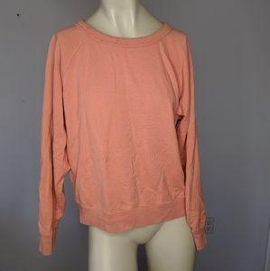 EVERLANE - orange sweater